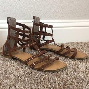 Alterd State brown sandals